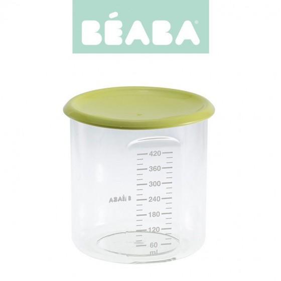 Beaba Sloiczek z hermetycznym zamknieciem 420 ml neon