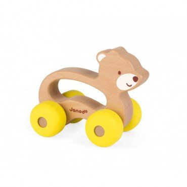 Janod Mis vehicle Baby Pop