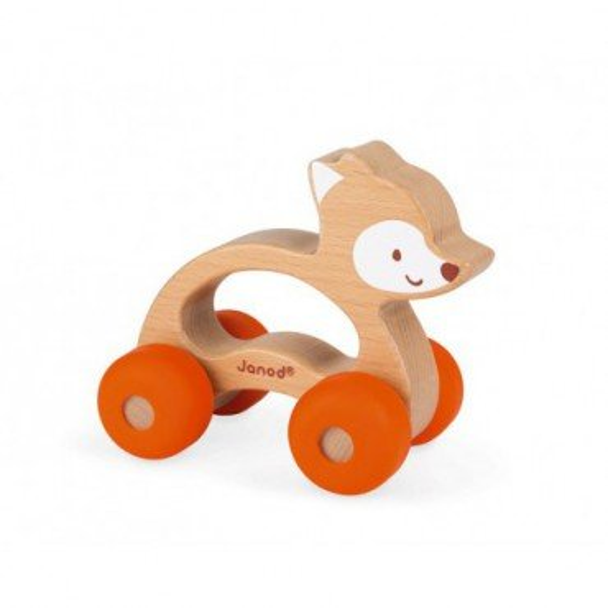 Janod Lisek pojazd Baby Pop