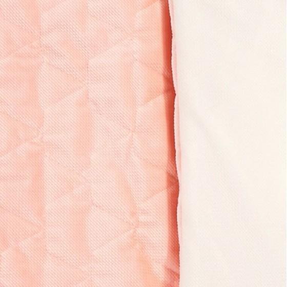 LA MILLOU VELVET COLLECTION MUFKA RĘKAWICE PREMIUM POWDER PINK BRIGHT RAFAELLO