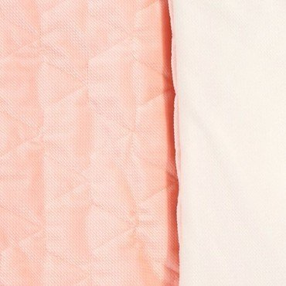 LA MILLOU VELVET COLLECTION MUFKA PREMIUM POWDER PINK BRIGHT RAFAELLO