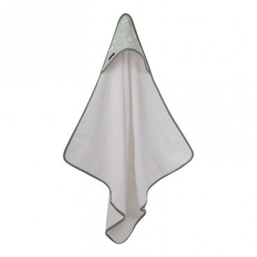 Towel with Little Dutch Mint Riding Hood Adventure