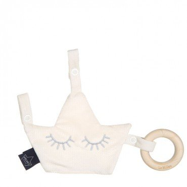 LA MILLOU VELVET COLLECTION PACIFIER COMBO RAFAELLO