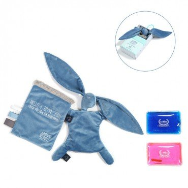 LA MILLOU THERMO BUNNY DENIM VELVET COLLECTION