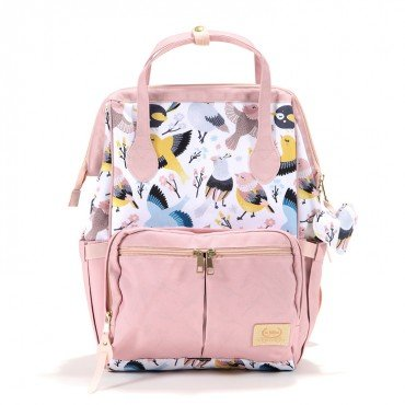 La Millou DOLCE VITA - BACKPACK - CUTE BIRDS