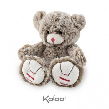 KALOO Bear beige sand 19 cm Rouge Collection