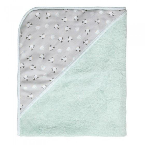 Bebe-Jou towel with cap LOU LOU