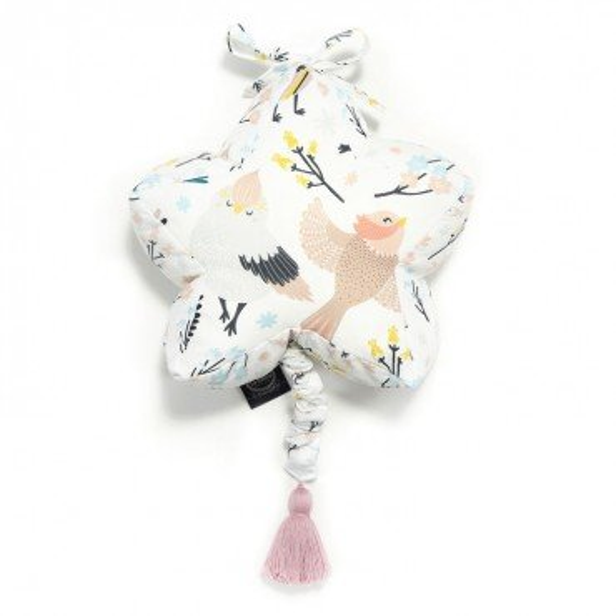 LA MILLOU POZYTYWKA MUSIC STAR THE BEATLES CUTE BIRDS & CUTE FLOWERS