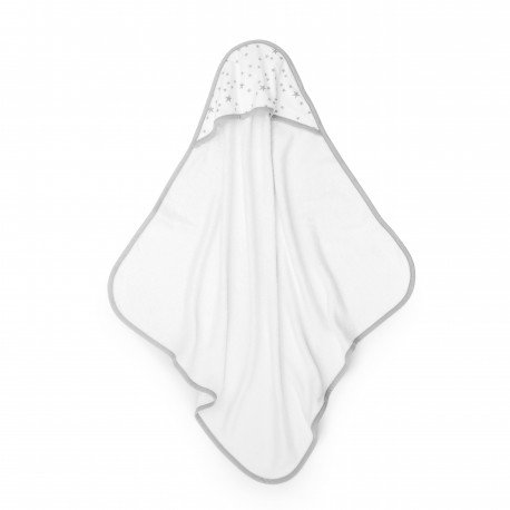 ColorStories - bamboo towel - white