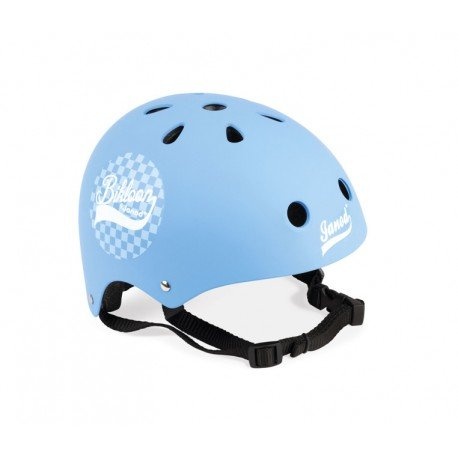 Janod blue helmet