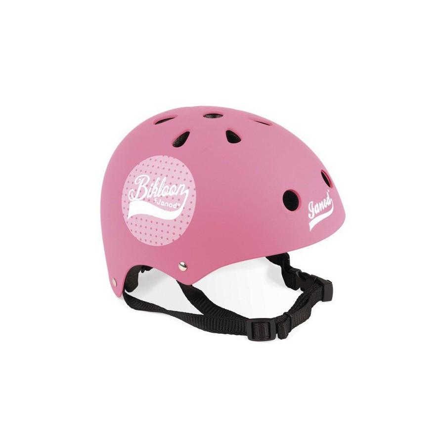 Janod pink helmet