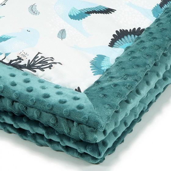 LA MILLOU KOCYK NIEMOWLAKA BLUE BIRDS DEEP OCEAN
