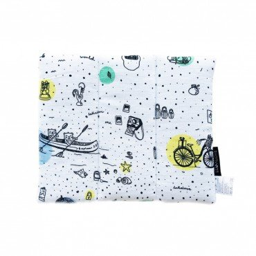 LULLALOVE BAG BEAR muslins TRAVELER