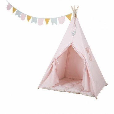 LITTLE DUTCH TIPI PINK