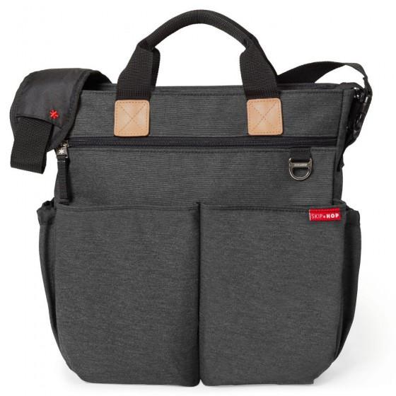 Skip Hop Duo Signature Bag Soft Slate