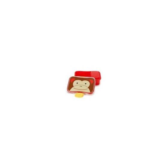 Skip Hop Pudełko Śniadaniowe Małpa