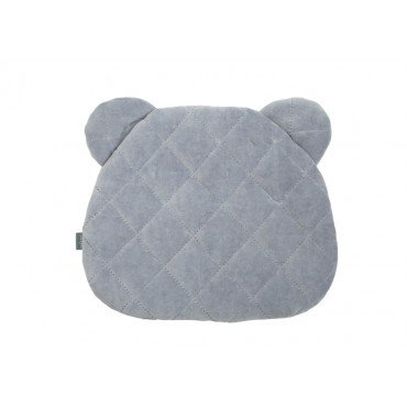 SLEEPEE BEAR PILLOW ROYAL BABY GREY