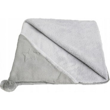 SLEEPEE MISIOWY blanket FIRST TOUCH GRAY