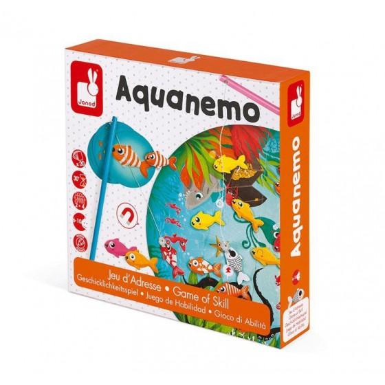 Aquanemo gra Łowienie rybek, Janod
