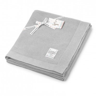 ColorStories - Bamboo Blanket S - light gray
