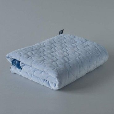 La Millou VELVET COLLECTION - BLANKET 110 x 140 - POWDER BLUE