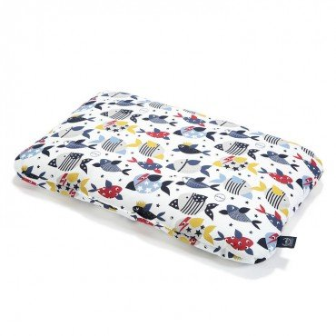 LA MILLOU BAMBOO BED PILLOW 40x60cm BAD FISH