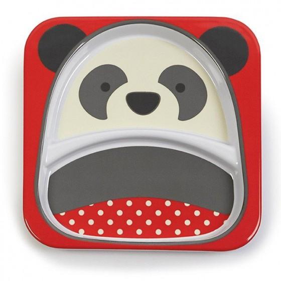 Skip Hop Talerz Zoo Panda
