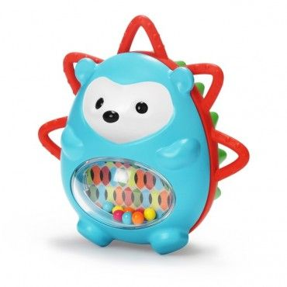 Skip Hop Toy Hedgehog Klik Klak