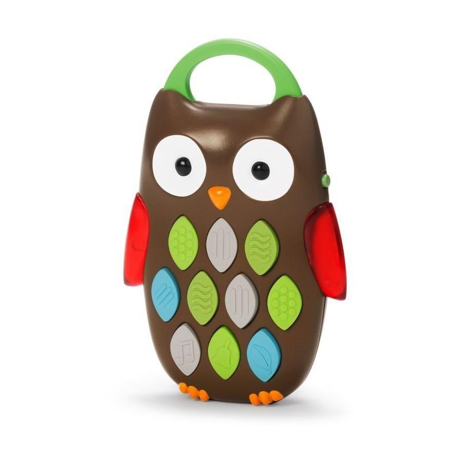 Skip Hop Activity telephone Owl