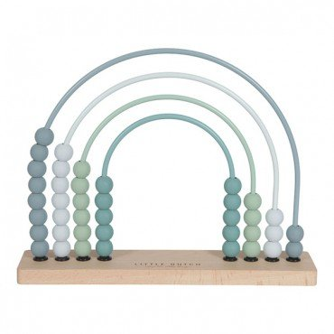 LITTLE RAINBOW BLUE DUTCH ABACUS
