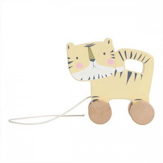 LITTLE DUTCH tiger on a string