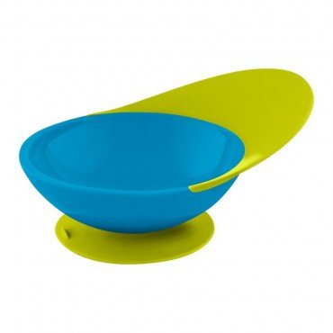 BOON with suction BOWL BLUE / GREEN