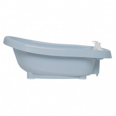 Bebe-Jou Baby Bath Thermo Fabulous Celestial Blue with thermometer