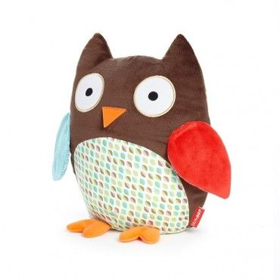Plush Owl Skip Hop