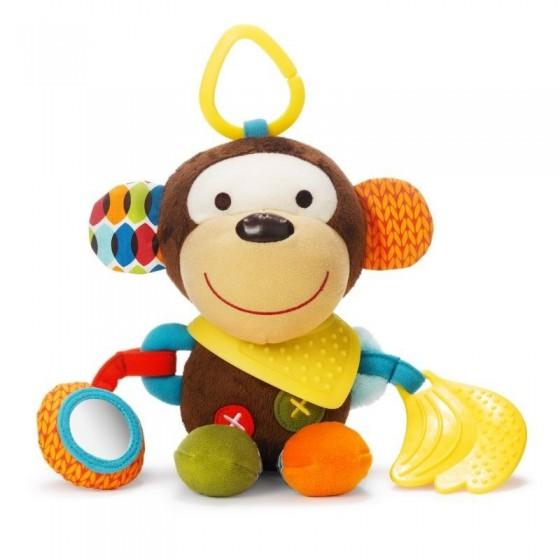 Skip Hop Pendant Bandana Buddies Monkey