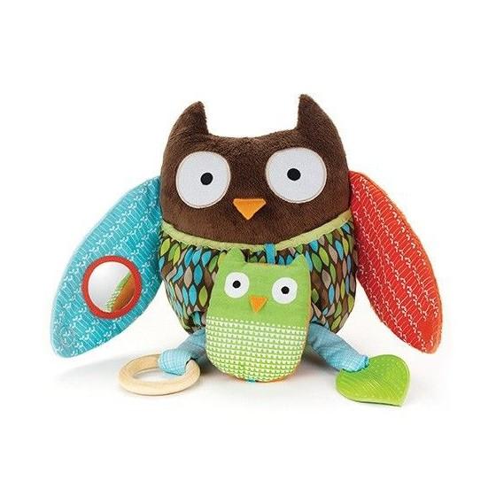 Skip Hop Treetop Owl Educational Toy