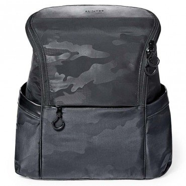 Skip Hop Backpack Paxwell Easy-Access Black Camo