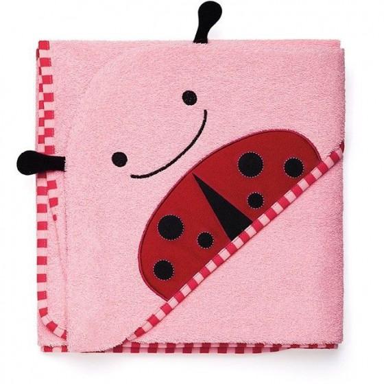 Skip Hop Zoo Ladybug Towel