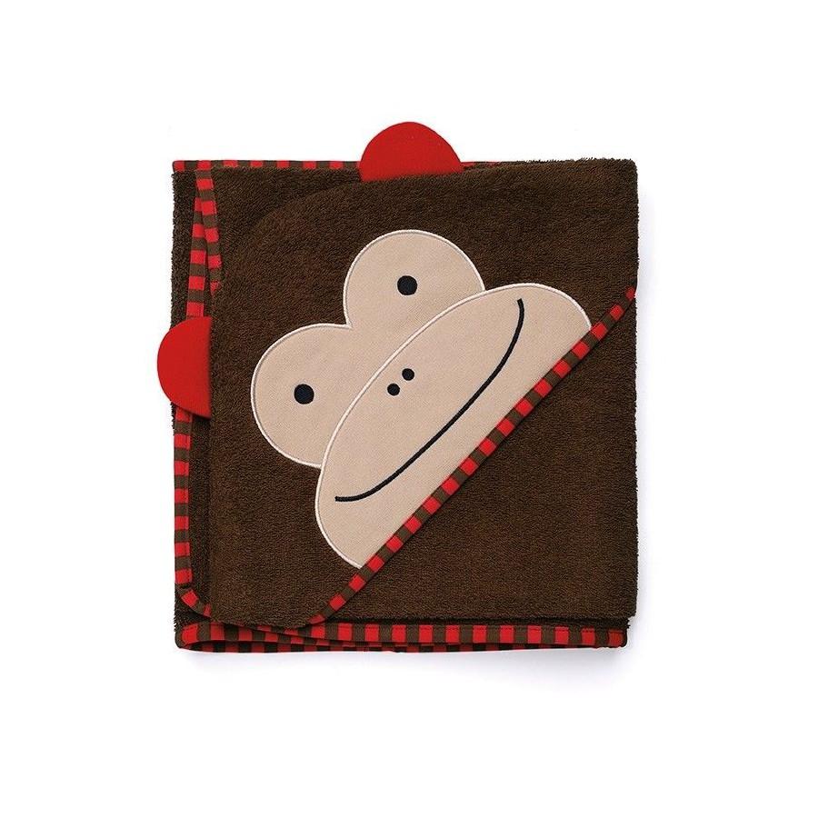 Skip Hop Zoo Monkey Towel