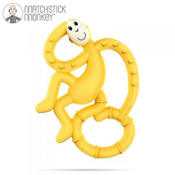 Matchstick Mini Monkey Yellow Gryzak Masujacy