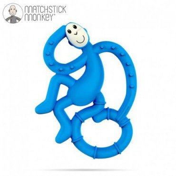 Matchstick Mini Monkey Blue Gryzak Masujacy