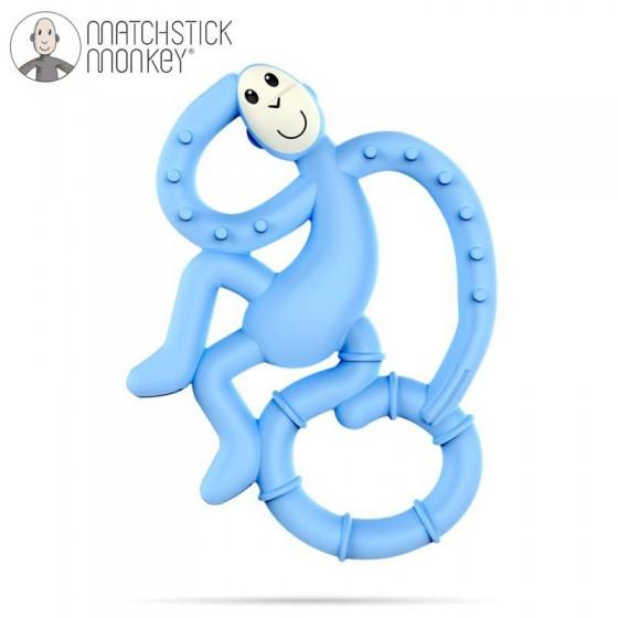 Matchstick Mini Monkey Light Blue Gryzak Masujacy