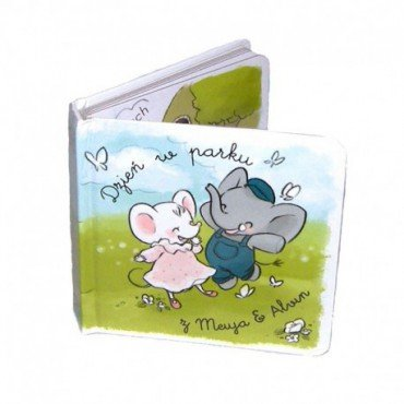 Meiya & Alvin - Day in the Park - booklet for small and large