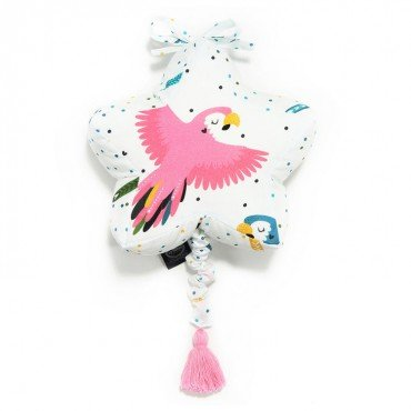 LA MILLOU POZYTYWKA MUSIC STAR THE BEATLES CANDY PARROT I PARROT SPOTS