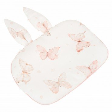 Samiboo - bamboo pillow butterflies with ravioli 25x35