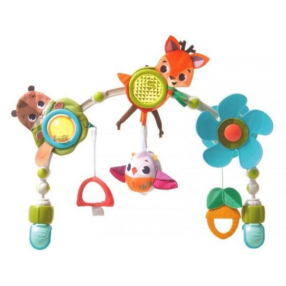 Tiny Love Łuk muzyczny z zabawkami - Leśna Kraina