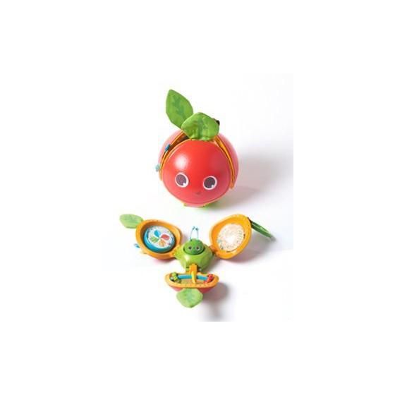 Tiny Love Interaktywne jabłuszko - Odkrywaj i baw się