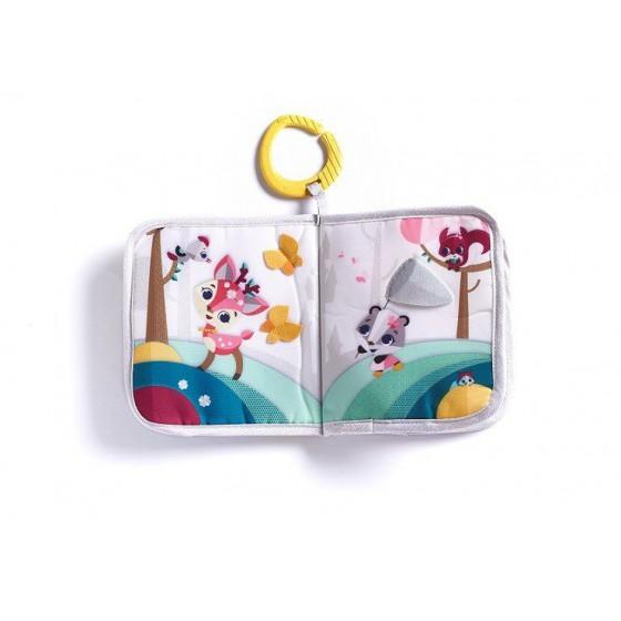Tiny Love Książeczka edukacyjna dla dziecka - Świat małej księżniczki