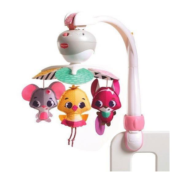 Tiny Love Karuzela podróżna - Świat Małej Księżniczki