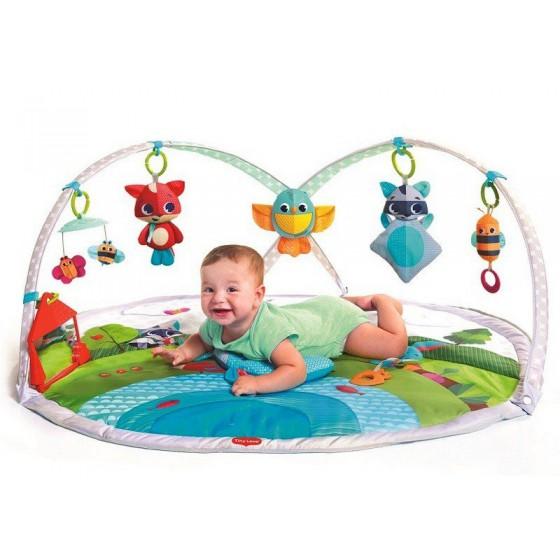 Tiny Love Gimnastyka dla bobasa z pałąkami - Zabawa na łące